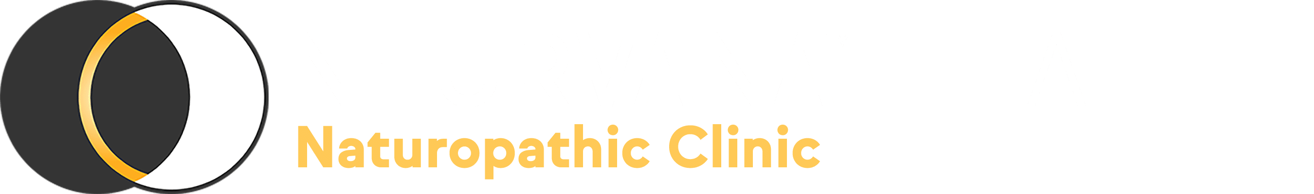 Neurvana Health naturopathic Clinic Logo White