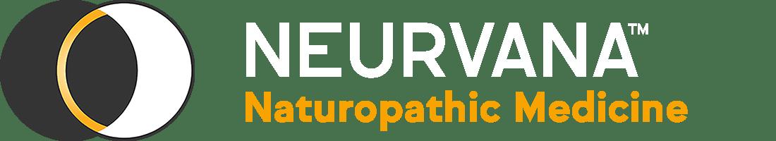 Neurvana Naturopathic Medicine Logo White