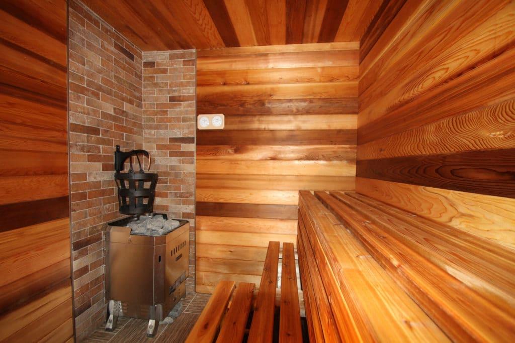 The Cave Sauna in Calgary